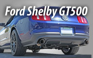 2012+ Ford Shelby GT500